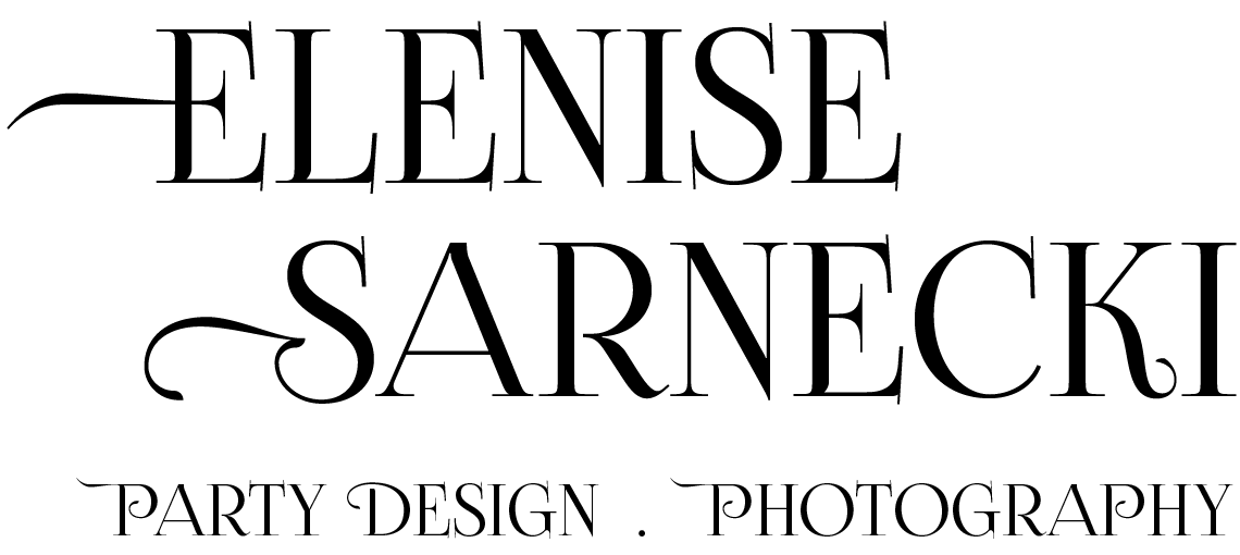 Elenise Sarnecki Design Photography